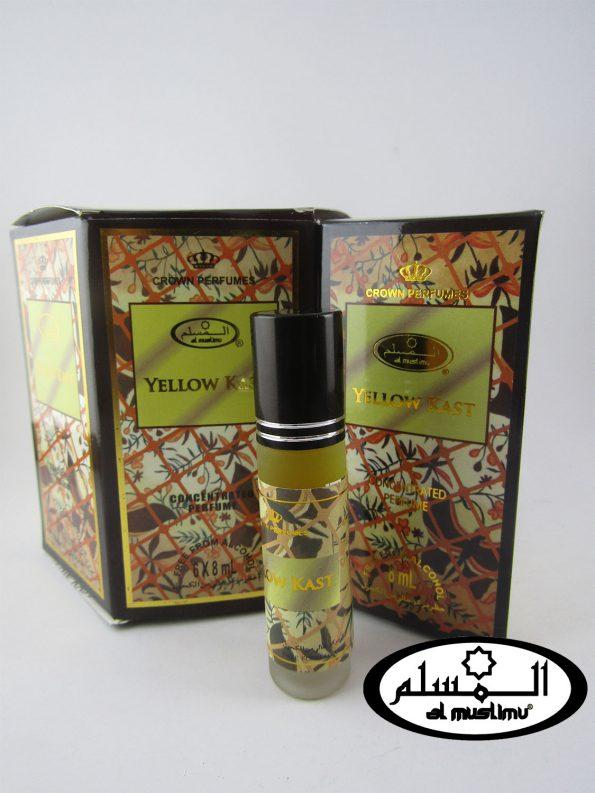 Almuslimu Parfum Aroma Yellow Kast