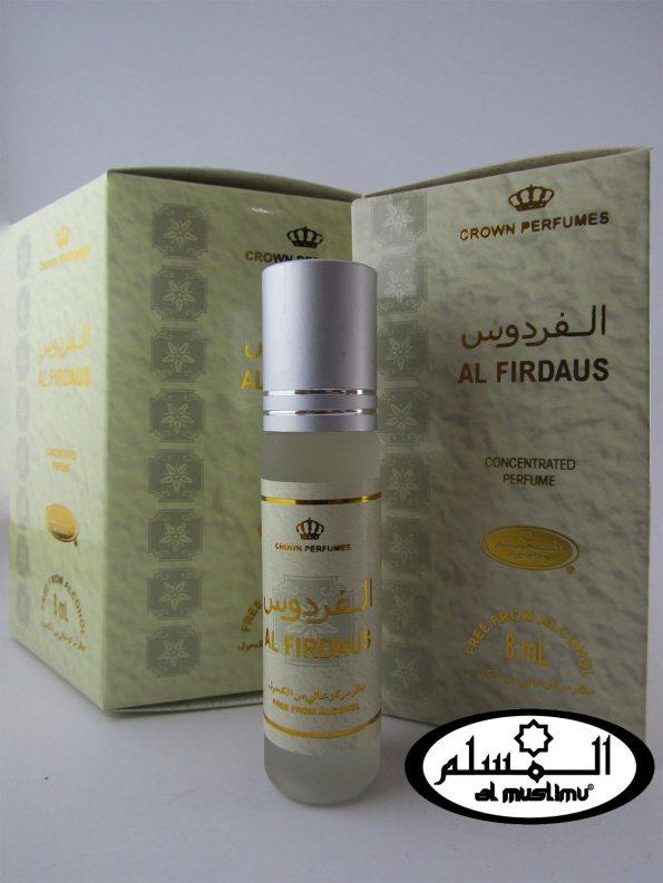 Almuslimu Parfum Aroma Al Firdaus