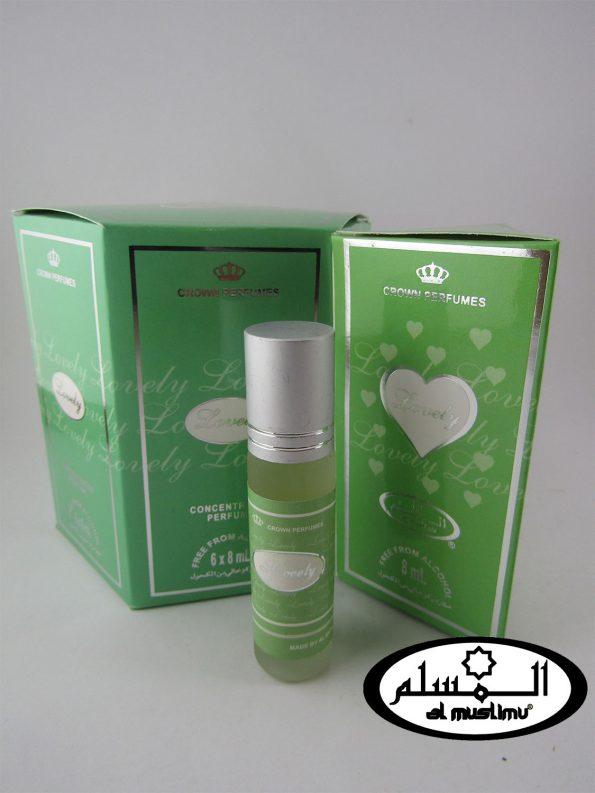 Almuslimu Parfum Aroma Lovely