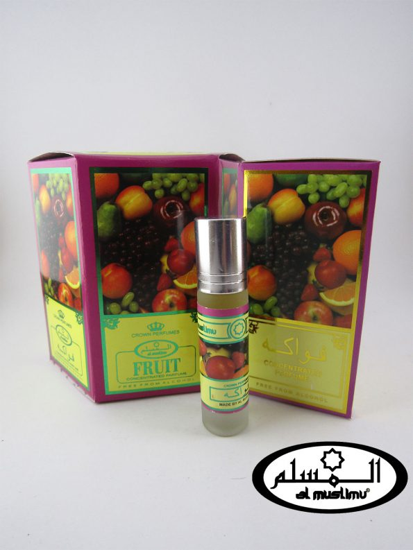 Al Muslimu parfum aroma buah-buahan(aroma siang hari)