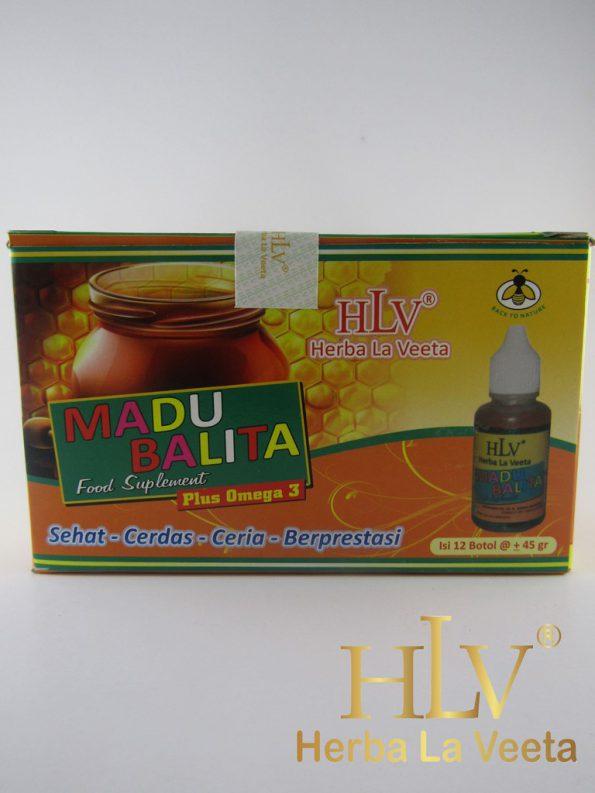 HLV MADU BALITA BOX