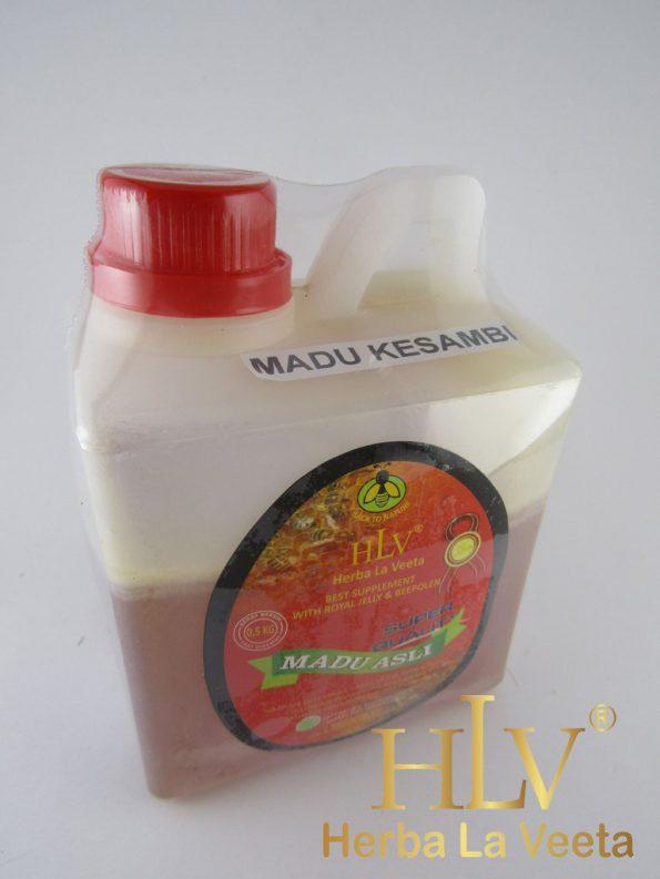 HLV madu murni asli 500gr