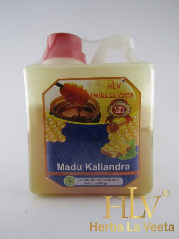 HLV Madu Kaliandra