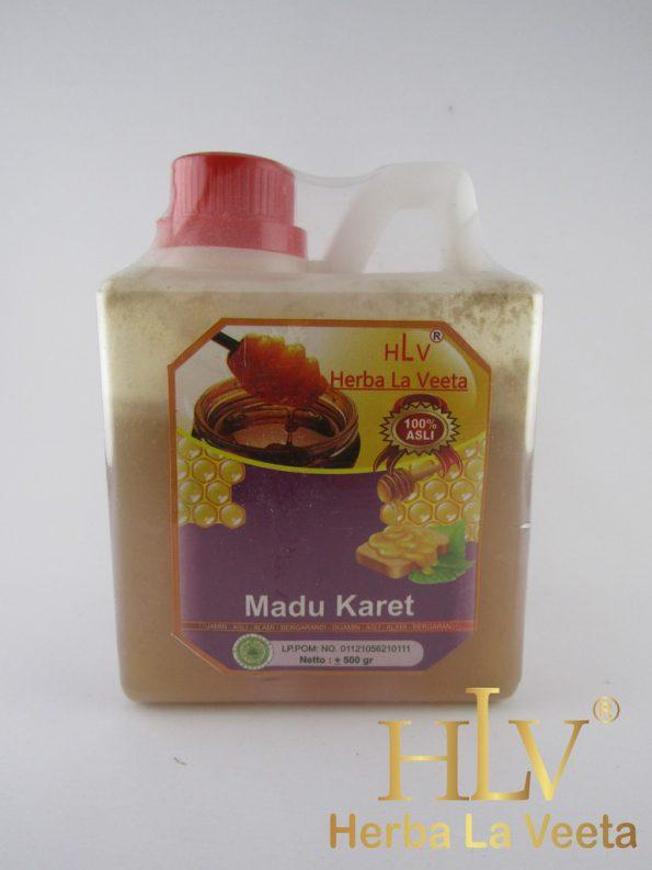 HLV Madu Karet