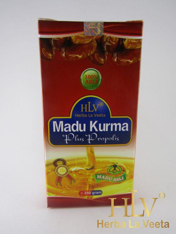 HLV madu Kurma Plus Propolis
