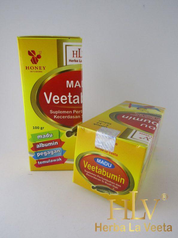 HLV Madu Veetabumin (madu untuk kesehatan anak)