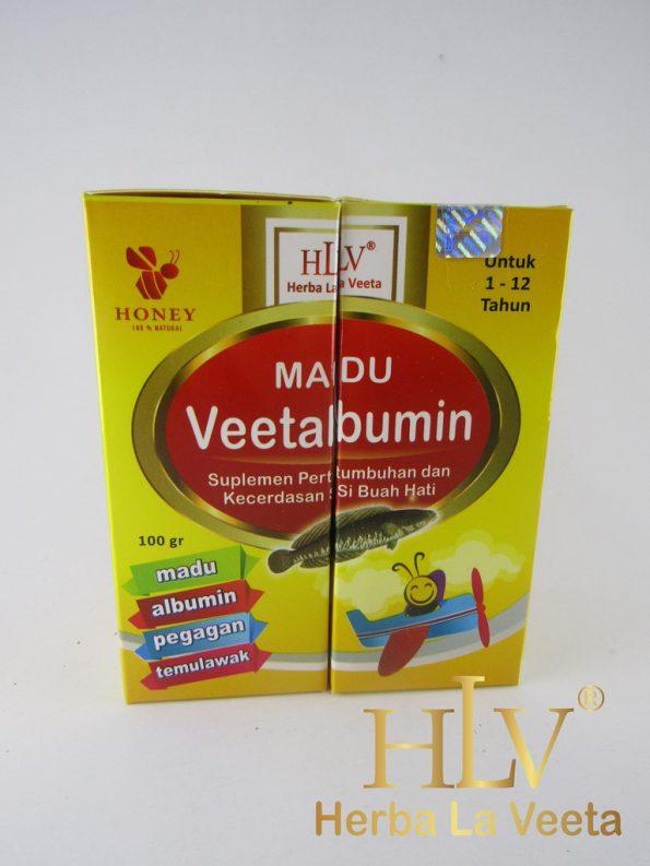 HLV Madu Veetabumin, madu anak