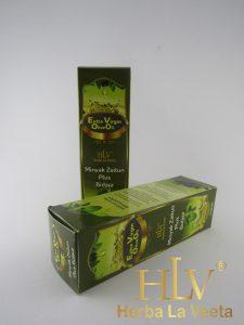 HLV minyak zaitun Plus Daun Bidara