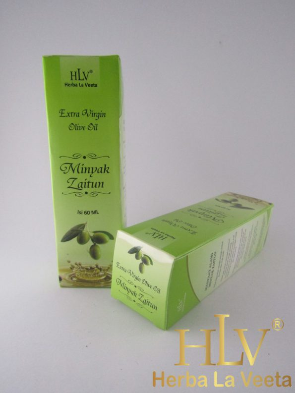 HLV Zaitun Extra Virgin (minyak Zaitun ekstra virgin)