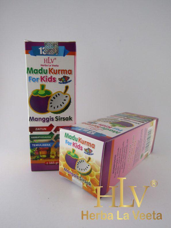 HLV Madu Kurma For Kids (madu kurma untuk anak)
