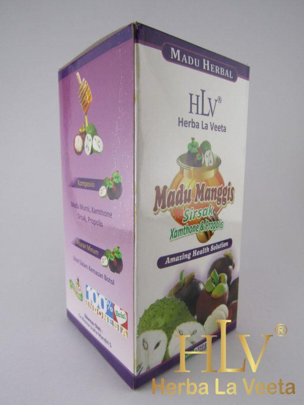HLV MADU XAMTHONE (Madu Manggis Plus Sirsak)