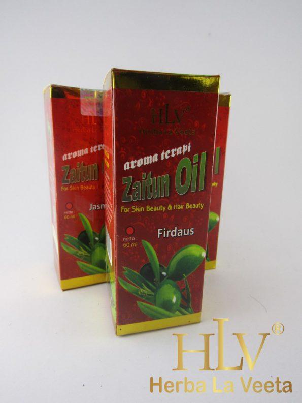 HLV minyak zaitun aroma Firdaus