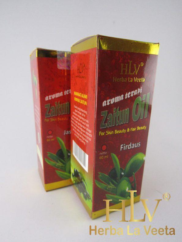 HLV Zaitun Oil (minyak Zaitun Oles, Aroma Firdaus)