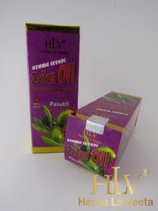 HLV minyak zaitun aroma pasutri